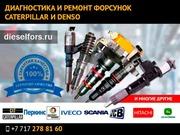 Ремонт насос форсунок двигателей Iveco (Ивеко): Tector,  Eurotech,  Euro
